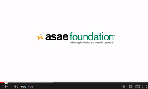 ASAE Foundation Events